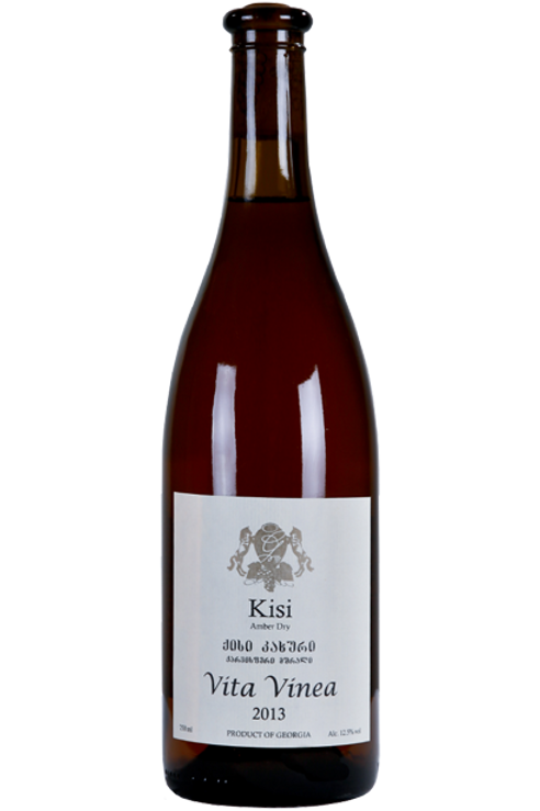 Vita Vinea (Dakishvili Family Selection) Kisi Dry Amber Wine (75cl)