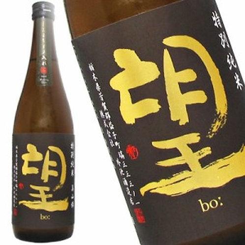 "Tonoike ""Bo:"" 60 Miyamanishiki Tokubetsu Junmai 外池酒造 望 美山錦 特別純米"