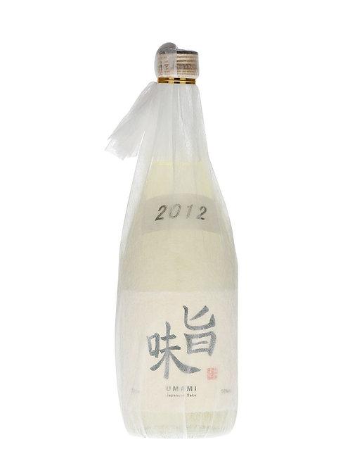 "iSaké x Kidoizumi Shuzo ""Umami"" Aged Saké"