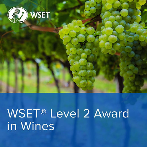WSET Level 2 Award in Wines (4-Day Weekend Course)