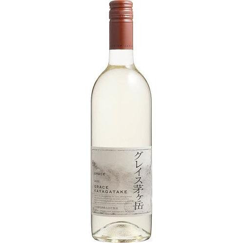 Grace Winery Kayagatake Koshu Grape Wine (75cl)