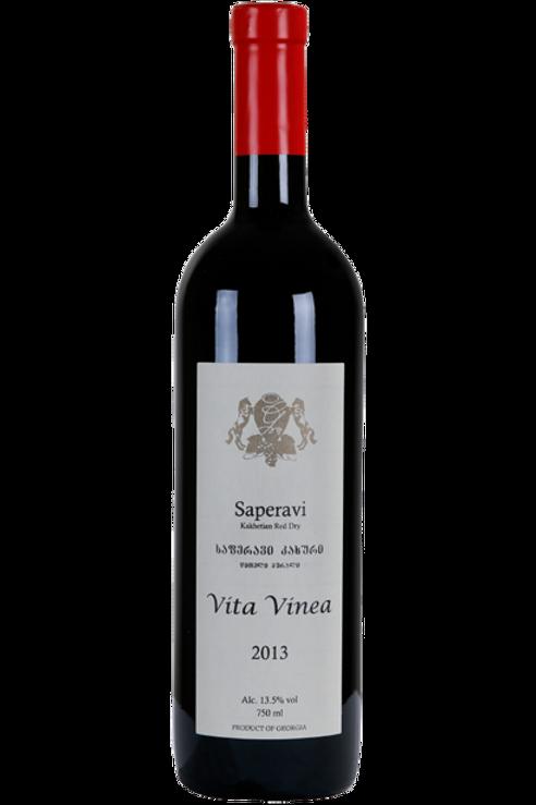 Vita Vinea (Dakishvili Family Selection) Saperavi Red (75cl)