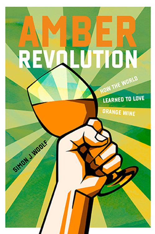 Amber Revolution by Simon J. Woolf