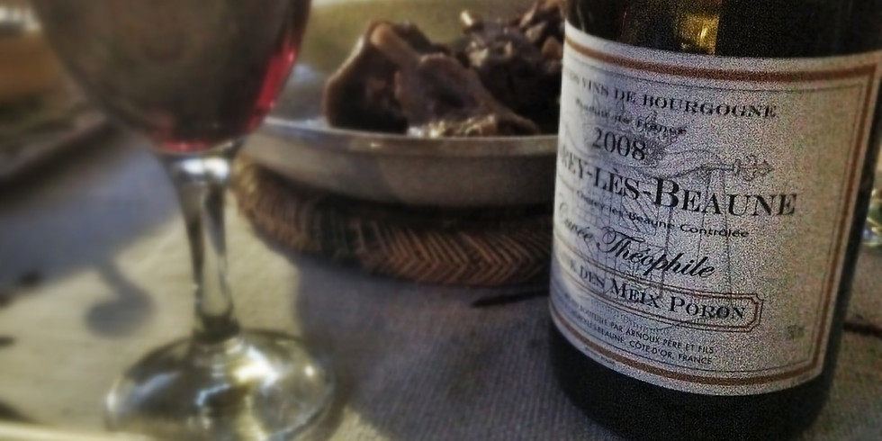 Burgundy Wine Basics