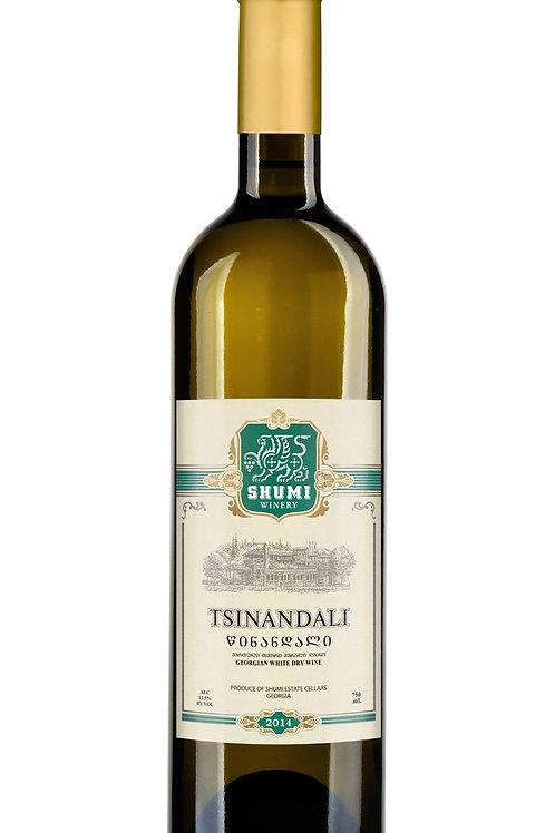 Shumi Tsinandali White Wine 2016 (75cl)