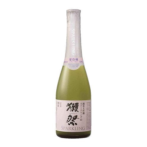 Dassai 45 Junmai Daiginjo Sparkling Saké 獺祭 スパークリング 純米大吟醸 45
