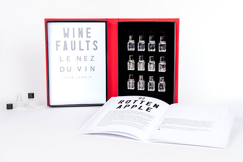 Le Nez du Vin - Wine Faults - 12 Aromas