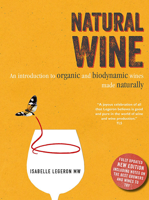 Natural Wine (2nd Edition) by Isabelle Legeron MW