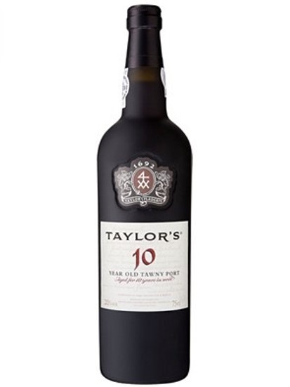 Taylor's 10 Year Old Tawny Port (75cl)