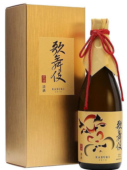 """iSaké x Nambu Shuzo """"Kabuki"""" Kijoshu Sweet Aged Saké"""