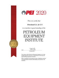 PEI 2020  PETROLAND