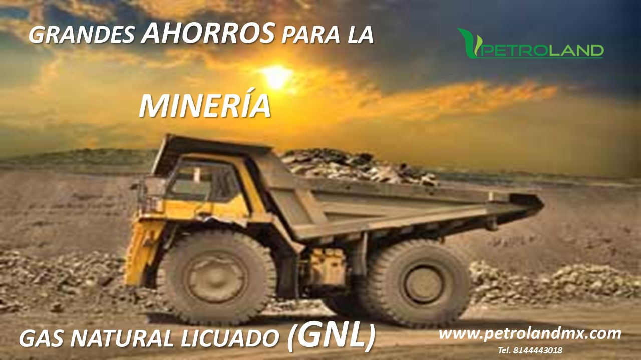 GAS NATURAL LICUADO GNL MINAS CAT PETROLANDer