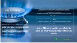 GAS NATURAL LICUADO Y COMPRIMIDO / GNL Y GNC