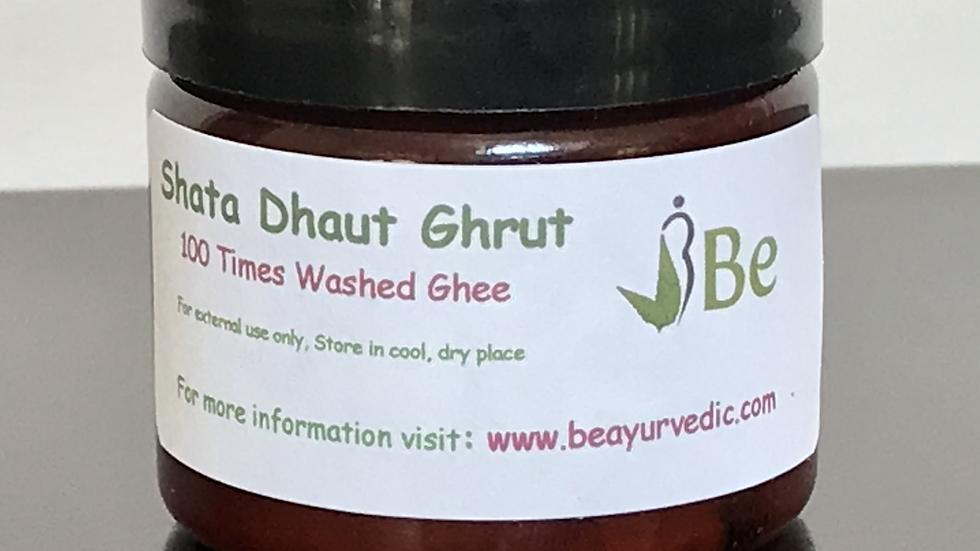 100 Times Washed Ghee (Shata Dhauta Ghruta)
