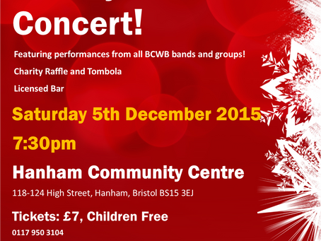 BCWB Fundraising for Brain Tumour Support this Christmas