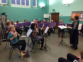 Bristol Concert Wind Band Learners