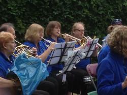 Brass players Blaise