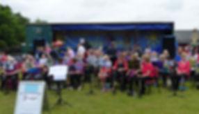 Winds of Change Mangotsfield Village Festival