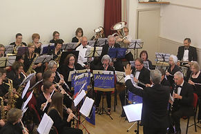 Bristol Concert Wind Band Improvers Blown Away!