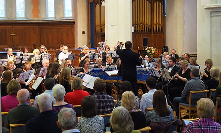 Bristol Concert Wind Band Concert Henleaze