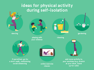 3 Ways to Maintain an Active Lifestyle While Social Distancing