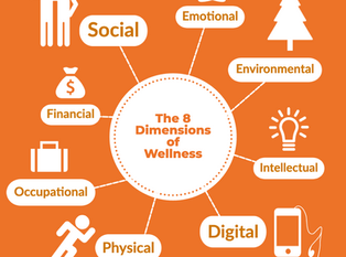 What Does My Personal Wellness Consist Of?