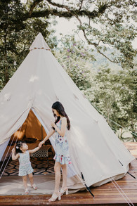 Villa Nadiah Glamping tent
