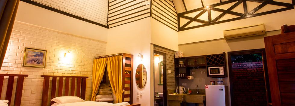 Double Single Bedroom at Twilight Villa