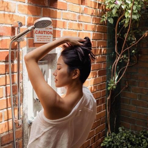 Outdoor Shower photo
