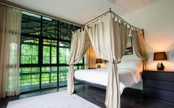 Villa Nadiah Master Bedroom