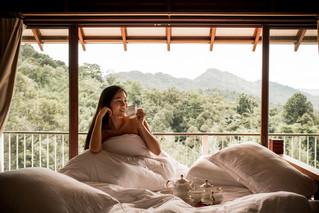 Sky Villa Bedroom Relax