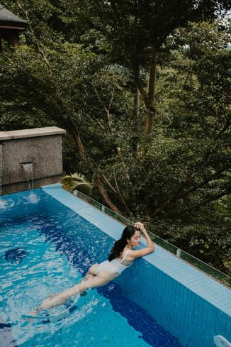 Woodhouse Infinity Pool
