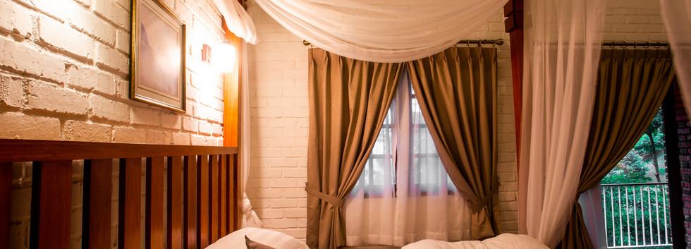 Master Bedroom at Twilight Villa
