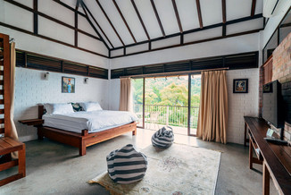 Sky Villa Masterbed room