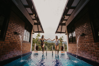 Sky Villa Dipping Pool