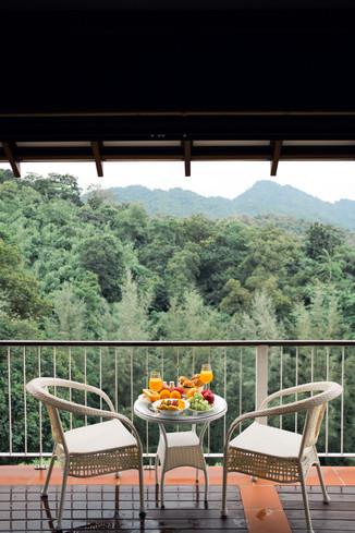 Sky Villa Balcony
