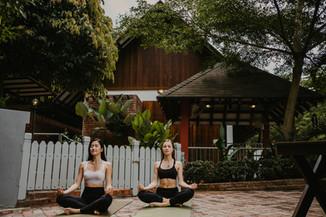 Woodhouse Yoga