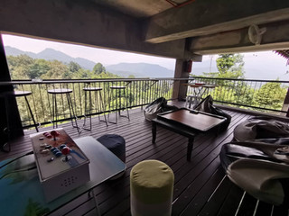 Sky Villa Living Area