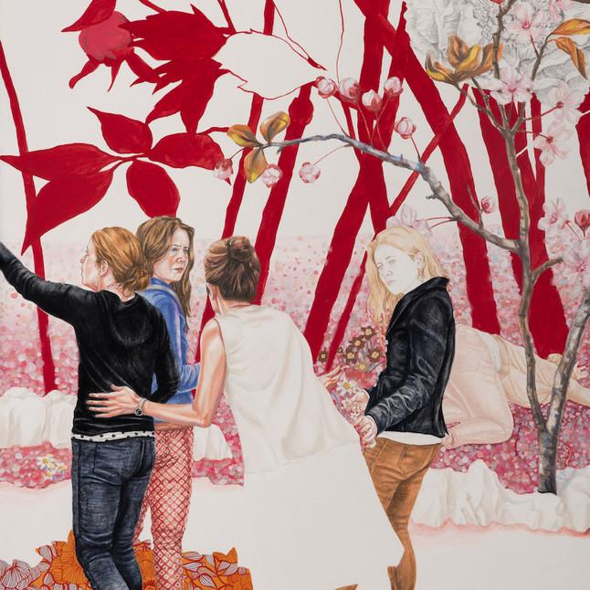 Blind Faith (detail) - Susanne Kerr