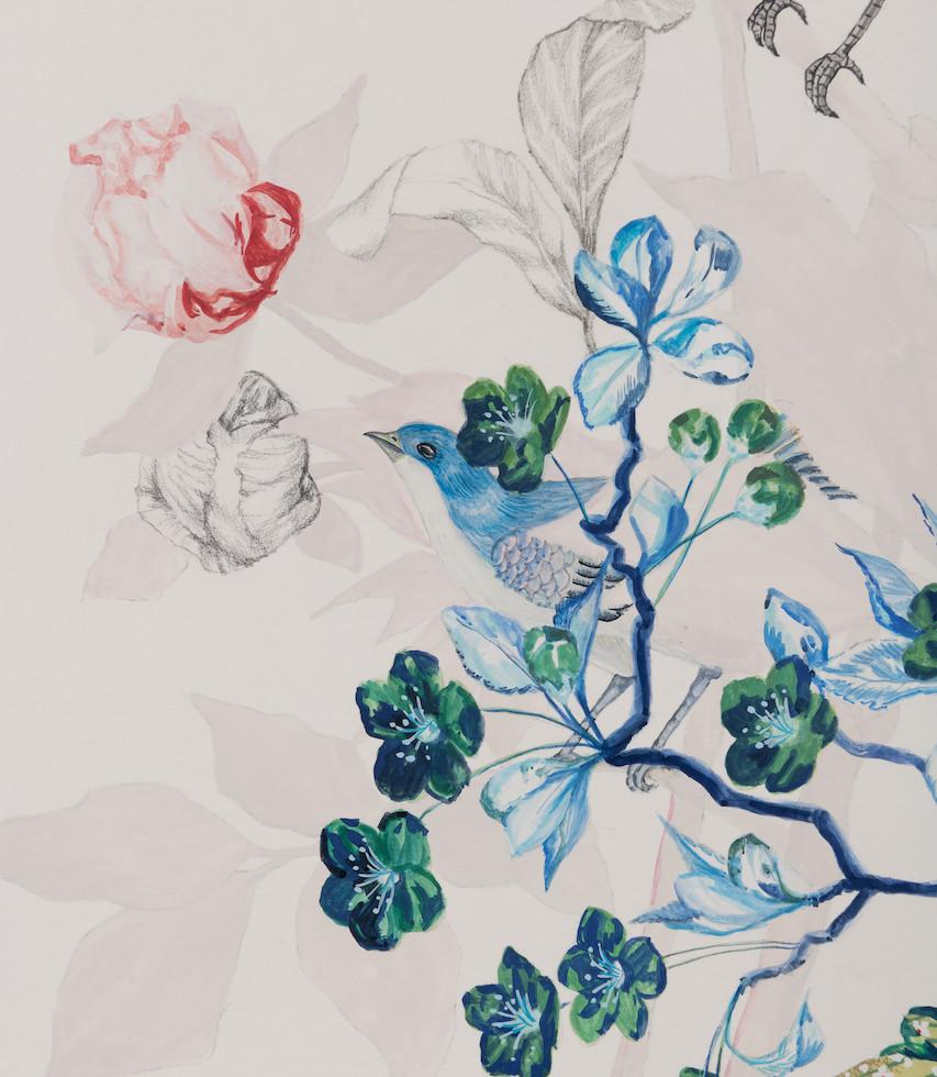 A Fragile State (detail) - Susanne Kerr