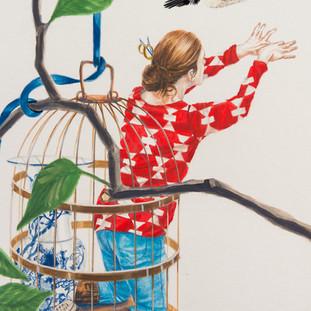 The ginger jars (detail) - Susanne Kerr