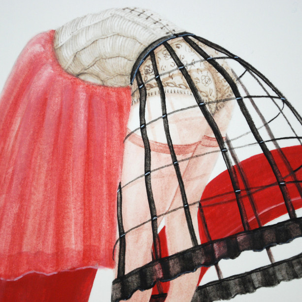 Without choice (detail)