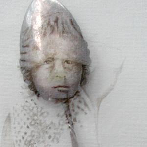 Self-portrait at four, 2010