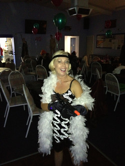 Gangster's Moll - Crowd Entertainer