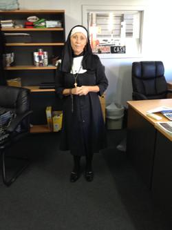 Nice or Nasty Nun