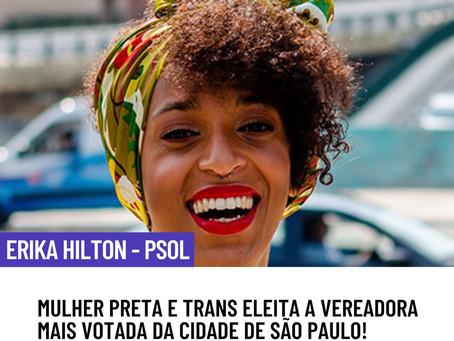 Eleições 2020: Mulheres Trans e Travestis eleitas em todo Brasil