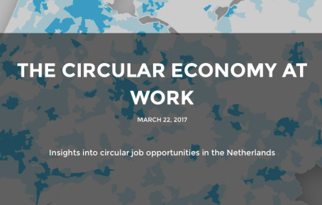 Report:  Circular Jobs in the Netherlands