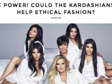 The Kardashian Power for Good