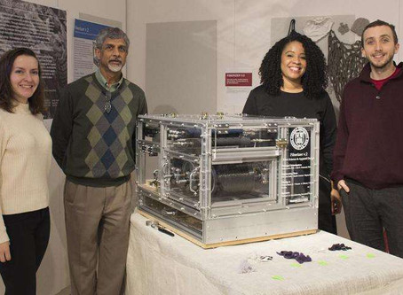 The Fiberizer: aim of ending textile waste