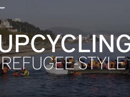 Upcycling: Refugee-Style
